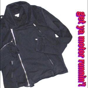 Hot & Delicious Cotton Moto jacket